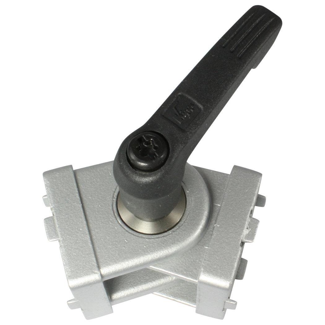 Image Gallery locking pivot hinge